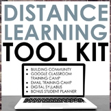 Distance Learning Tool Kit for Middle School and High School