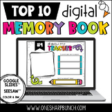 Distance Learning - Top 10 Digital Memory Book