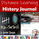 Distance Learning: Top 5's in History Journal for ELA or S