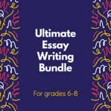 Distance Learning Ultimate Essay Writing Bundle
