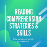 Distance Learning Ultimate Reading Comprehension Strategie