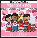 Distance Learning | Valentine's Day | Virtual Party | Digi