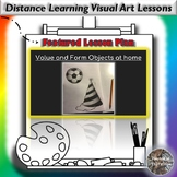 Distance Learning Value & Form Objects in your Home Visual