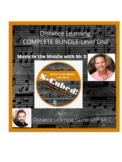 Distance Learning Version COMPLETE BUNDLE LEVEL ONE-S-Cubed Sight Singing