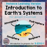 Introduction to Earth's Systems - Distance Learning Version