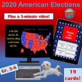 Elections | 2020 American Politics  | Boom Cards | Distanc