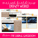 Distance Learning - Virtual Field Trip to Disney World!