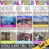 Distance Learning Virtual Field Trips Set 1