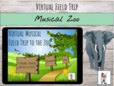 Distance Learning | Virtual Musical Zoo Field Trip