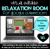 Distance-Learning Virtual Relaxation Room for Google Class