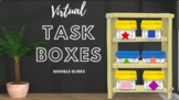 Distance Learning Virtual Task Boxes: Daily Living Skills, Vocational, Money