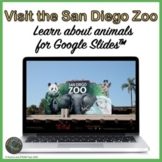 Distance Learning:  Visit the San Diego Zoo for Use with G