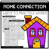Distance Learning Ways to Practice Spelling Words Sight Wo