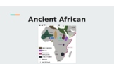 Distance Learning: West African Kingdoms: Ghana, Mali, Son
