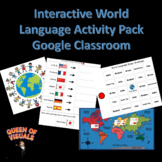 Distance Learning World Language Interactive Special Educa