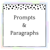 Distance Learning Writing Prompt Opinion Writing Fact Writ