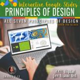 *Interactive Principles of Design Slides Bundle - Distance