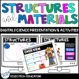 Distance Learning  l  Structures and Materials | Google Slides
