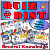 Distance Learning or Remote Learning Quiz