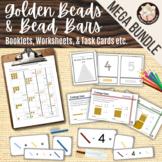 Golden Beads Montessori MEGA Bundle Operations Place Value Distance