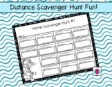 Distance Scavenger Hunt Fun