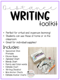 Distance Writing Toolkit