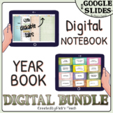 Distance learning DIGITAL bundle YEARBOOK + interactive NO