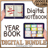 Distance learning DIGITAL bundle YEARBOOK & interactive NO