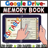 Distance learning DIGITAL interactive MEMORY book/ YEARBOO
