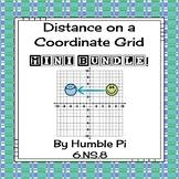 Distance on a Coordinate Grid Mini Bundle-6.NS.8