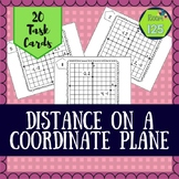 Distance on a Coordinate Plane