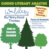 Distance or In-Person: Guided Analysis of Excerpts from Th