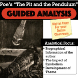 """Distance or In-Person Learning:Guided Analysis of Poe's """"The Pit & the Pendulum"""""""