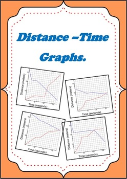 Distance time graph practice questions
