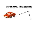 Distance vs. Displacement Activity