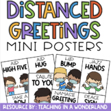Distanced Greetings Mini-Posters