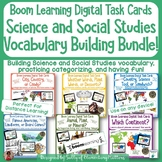 Distant Learning Building Vocabulary Science and Social St