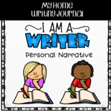 Distance Learning - Informational Writing - All About My Home