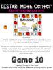 DISTAR: Math Independent Center-Set 1 (10 Games)