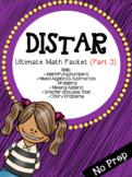 Distar-Ultimate Math Packet (Part 3)