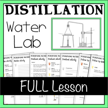 Distillation Lab: Purifying Water Full Lesson