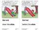 "Distinguish Long & Short ""I"": Lesson 3, Book 1 (Newitt Grade 1 Prereading)"