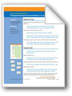 Distinguishes Between Consonant Blends: sl, sk, sm, st, sp, sw (assessment)