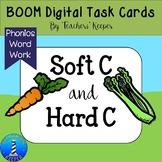Distinguishing the Soft and Hard C Sounds: BOOM Digital Ta