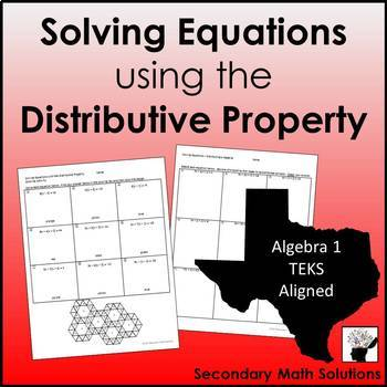 Solving Equations with Distributing a Negative Practice