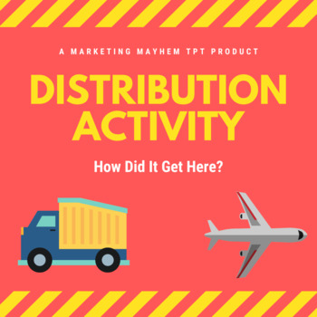 Distribution Activity: How Did It Get Here?