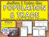 Trade and Population Distribution in Southern & Eastern Asia (SS7G11)