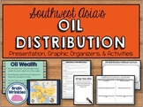 Distribution of Oil in Southwest Asia (Middle East) SS7E6