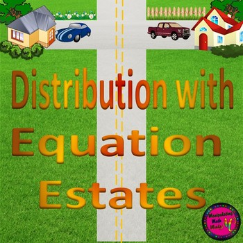 "Distribution with ""Equation Estates"""