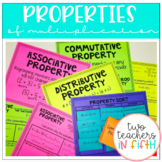 Distributive, Commutative, and Associative Properties BUNDLE